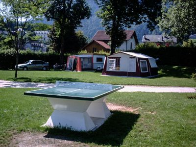 Tennis de table Camping Les Berges du Guiers St Laurent du Pont